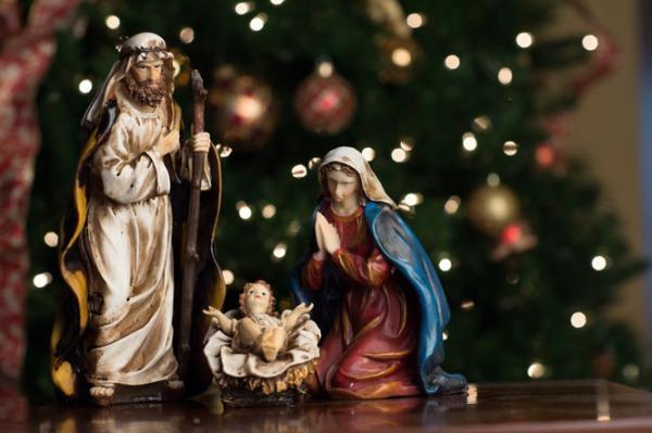 Navidad con Jesus, Maria y Jose